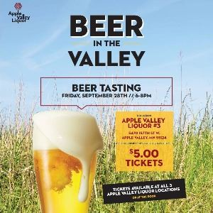 Beer in the Valley Poster