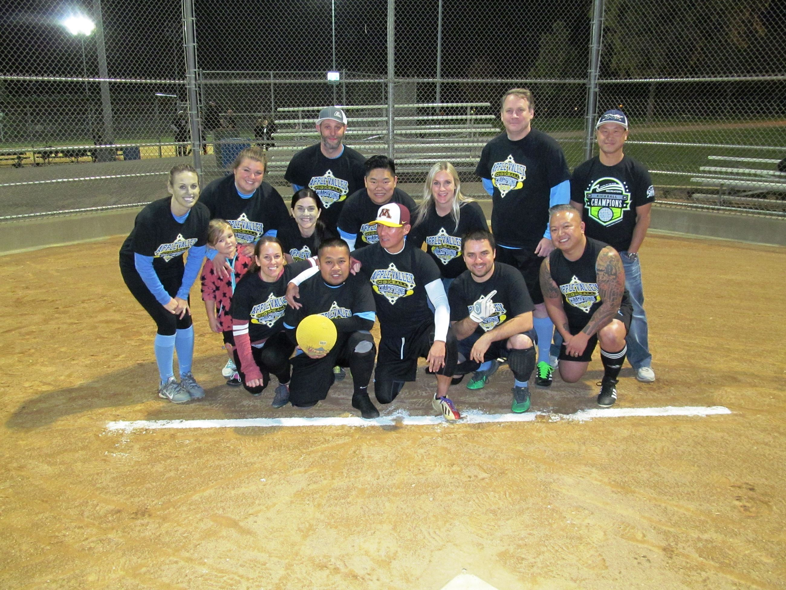 2018_Fall_Kickball_League_Champions_1st_Grade_All_Stars_8-0