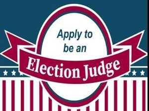 Election Judge Application