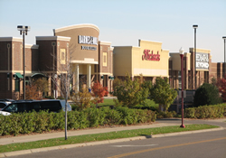 Retail properties